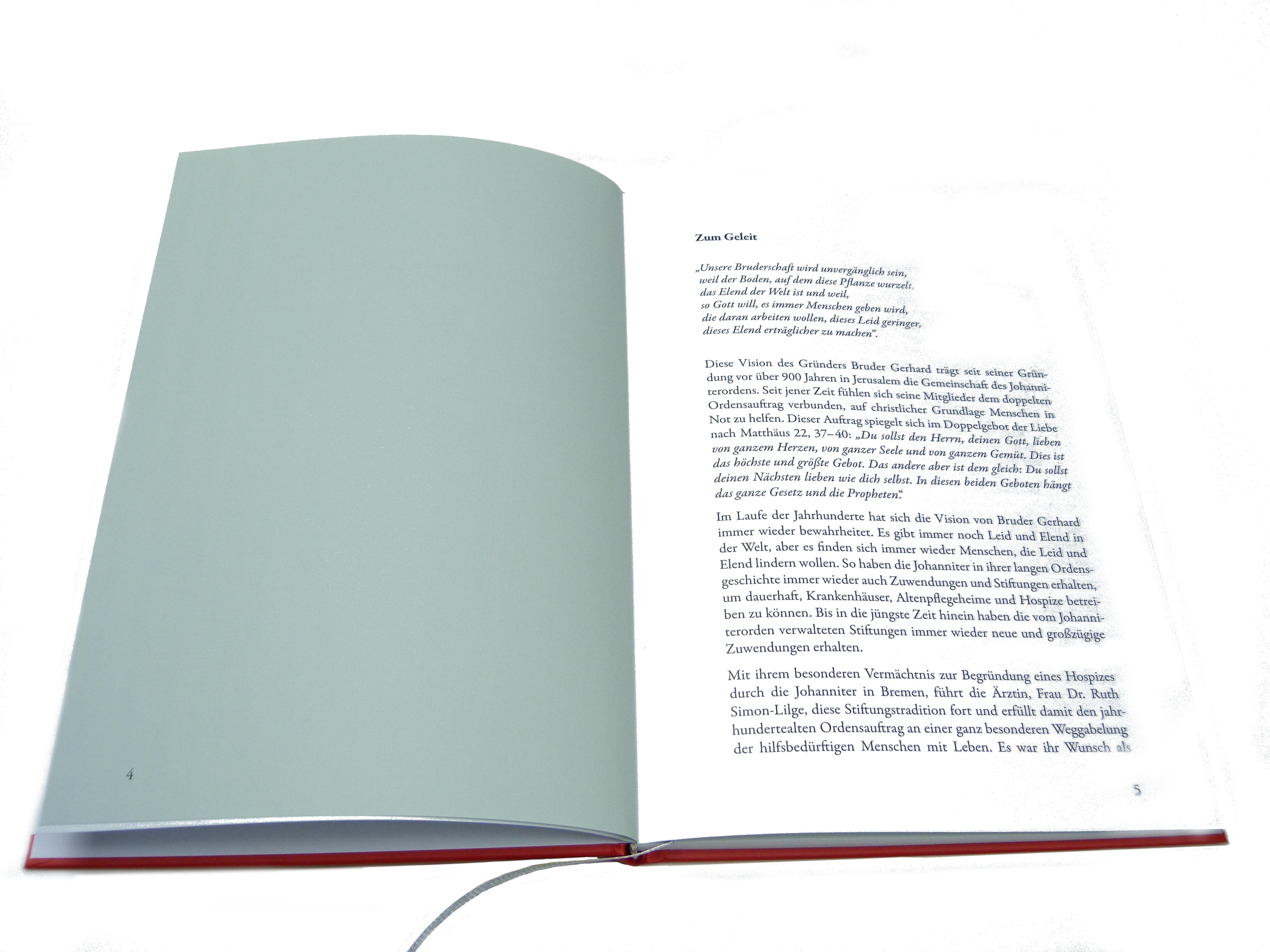 Devotionalien Shop Der Johanniter Buch Ein Geschenk Des